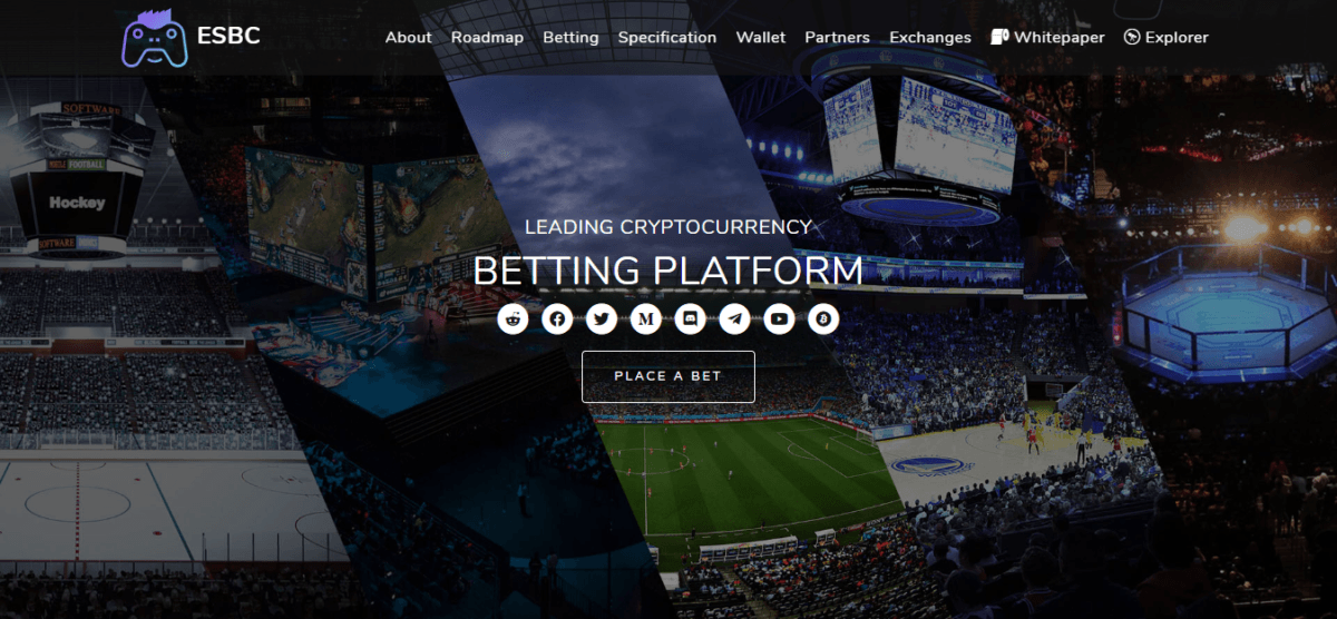 Anonymous Crypto Betting