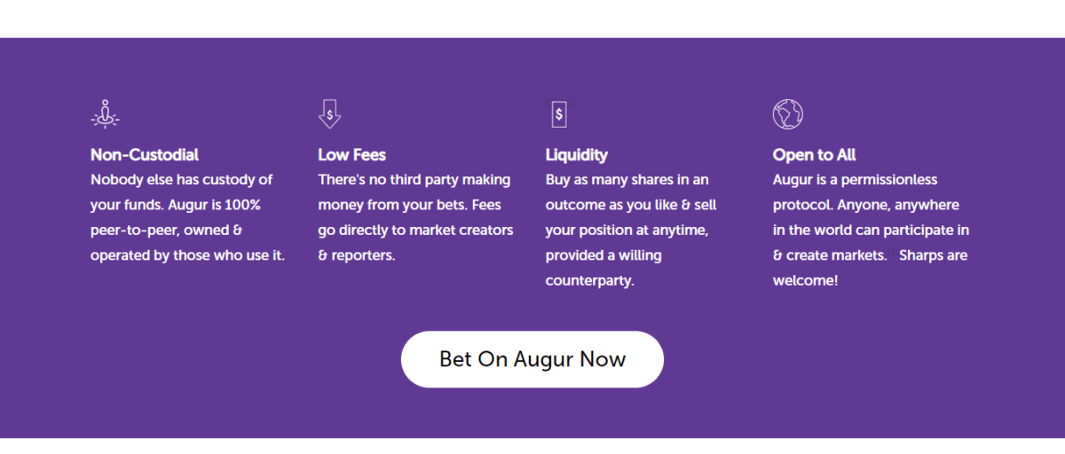 Augur Review
