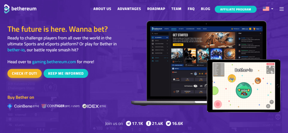 Decentralized Sports Betting And Blockchain Games
